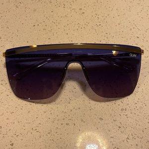 Quay Hindsight sunglasses